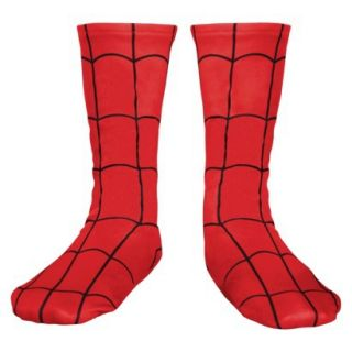 Kids Ultimate Spider Man Boot Covers