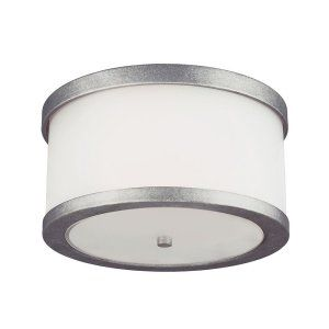 Sea Gull Lighting SEA 7822402 57 Bucktown Two Light Outdoor Ceiling Flush Mount