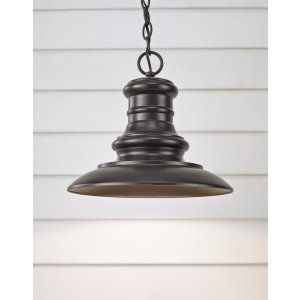 Feiss FEI OL8904RSZ Redding Station 1   Light Outdoor Lantern
