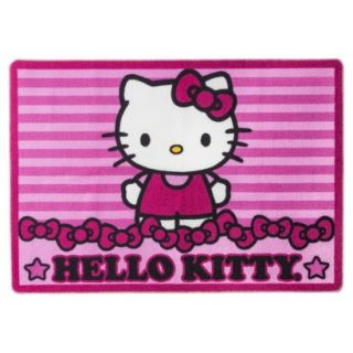 Sanrio Hello Kitty Accent Rug