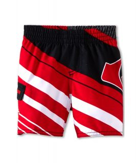 Quiksilver Kids Outermission Volley Boys Swimwear (Red)