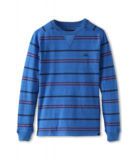 Quiksilver Kids Snit Stripe Boys Sweatshirt (Blue)