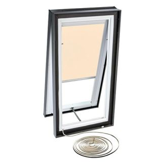 Velux RMC 4646 1086 Skylight Blind, Electric Powered Light Filtering for Velux VCE 4646 Models Beige
