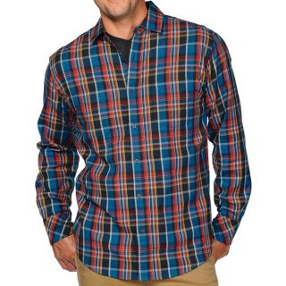 Horny Toad Mojo Flannel Shirt   Organic Cotton  Long Sleeve (For Men)   MARLIN (XL )