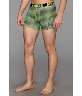adidas ClimaCool Graphic Trunk Mens Underwear (Green)