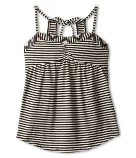 Roxy Kids Bridgeport Beading Tank Girls Sleeveless (Gray)