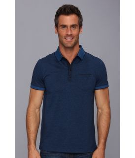 Calvin Klein S/S Pocket Polo Mens Short Sleeve Pullover (Multi)