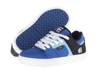 etnies Kids Rockfield Boys Shoes (Blue)