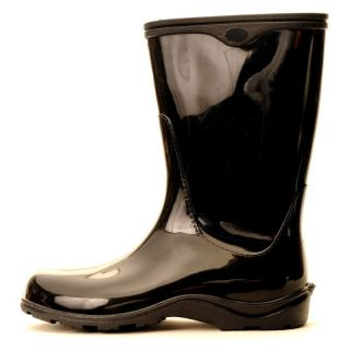 Sloggers Womens Black Rain Boot   0780 0279, 7