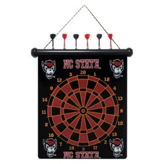 Rico NCAA North Carolina State Wolfpack Magnetic Dart Board Set