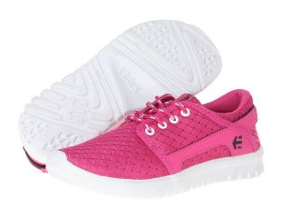 etnies Kids Scout Girls Shoes (Pink)