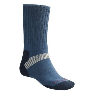 Bridgedale Cross Country Ski Socks (for Men and Women)   STORM BLUE (S )