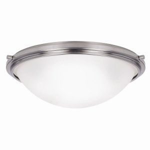Sea Gull Lighting SEA 75662 962 Winnetka Three Light Ceiling FLush Mount