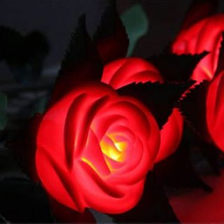 Rose Shaped LED light