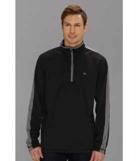 Quiksilver Waterman Ridgeline Sweatshirt Mens Sweatshirt (Black)