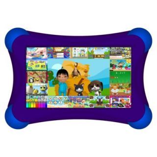Visual Land Prestige Pro FamTab 8GB 1.6GHz Dual Core Android Tablet   Purple