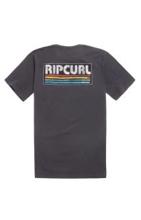 Mens Rip Curl T Shirts   Rip Curl The Search Heritage T Shirt