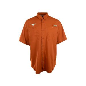 Texas Longhorns Columbia NCAA Tamiami Shirt