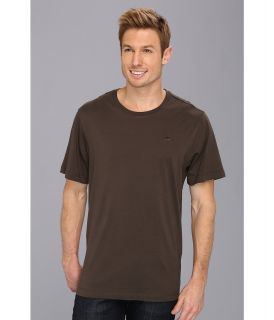 Tommy Bahama S/S Crew Neck Cotton Modal T Shirt Mens T Shirt (Olive)