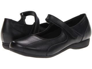 Hush Puppies Kids Pep Rally Girls Shoes (Black)
