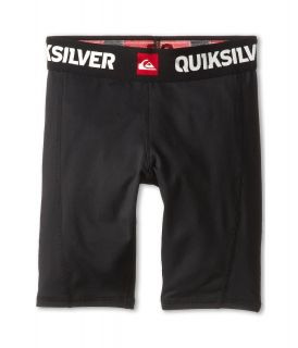 Quiksilver Kids Rashie Short Boys Swimwear (Black)