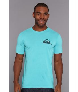 Quiksilver Prime Time Tee Mens T Shirt (Blue)