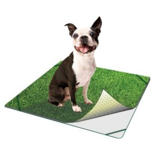 PoochPad Indoor Turf Dog Potty TRAVELER Small