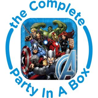 Avengers Assemble Party Packs