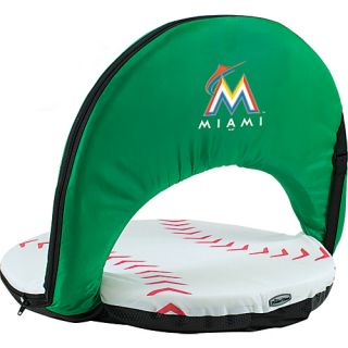 Oniva Seat   MLB Teams Miami Marlins   Picnic Time Outdoor Accessori